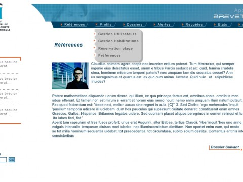 Site Intranet INPI