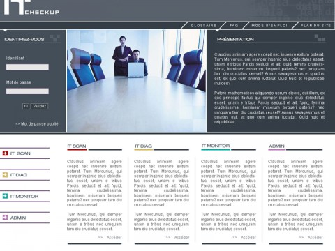 Site Intranet BT Syntegra